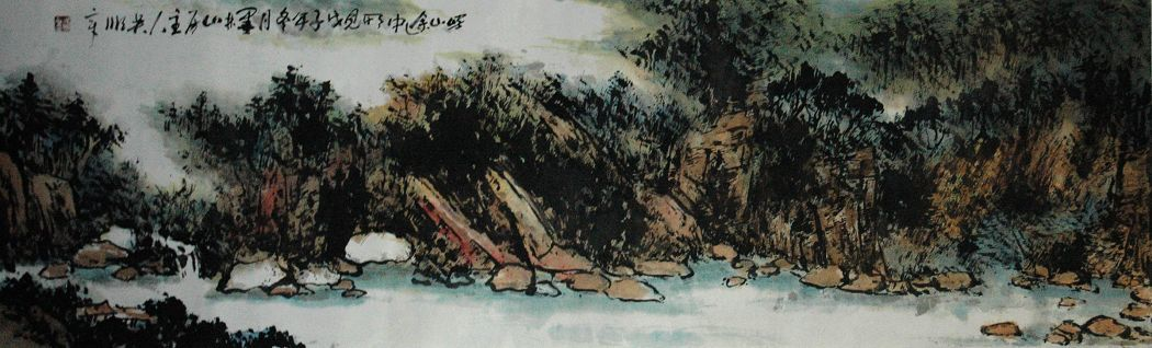 画家吴顺章绘画艺术专题导读: - fuding.co - fuding.co的博客