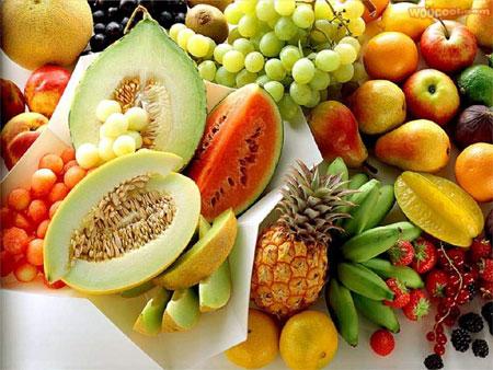 越吃越美丽的九种食物
