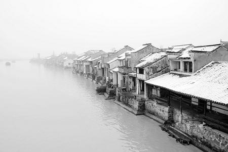 江城梅花引--雪 - 和静 - 心结和静