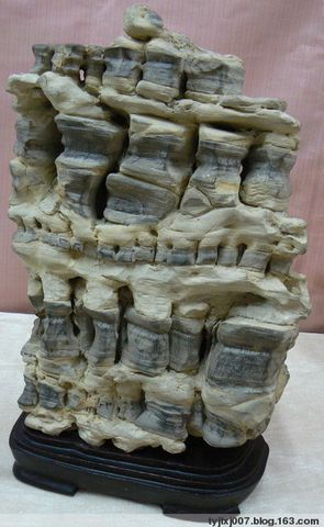 北京观赏石博览会精品石(原) - 深 山 - 深 山