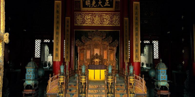 故宫全景  - 蓝天 - hbyiwangqingshen 的博客