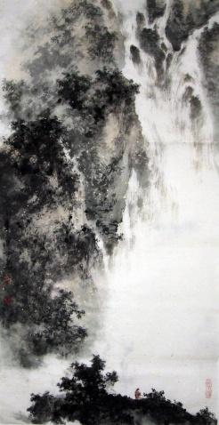 作品欣赏(十七) - 陈溪峋--抱青园主人 - 陈溪峋--抱青园主人