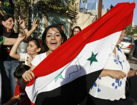 (原创)胜利的伊拉克人  - 此木是柴 - 此木是柴的博客