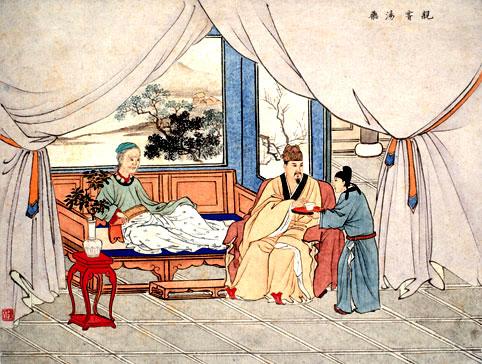 二十四孝故事(一) - yueming - 我的地盘我做主