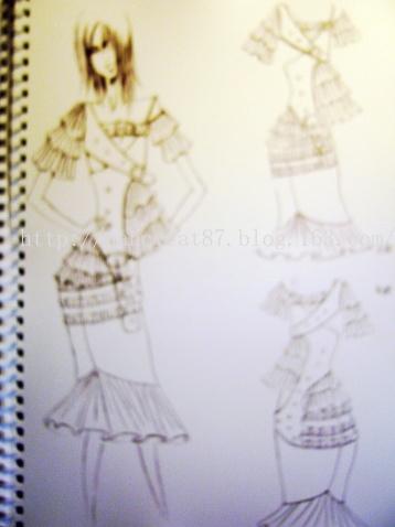 我的畢業服裝設計 - ★C A T ═╪ - ☆Cats Box