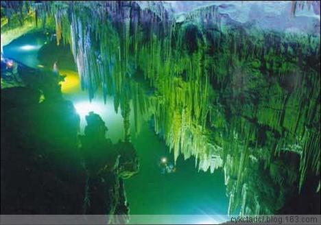 中国最美六大旅游洞穴 - 玄缘精舍 - 玄缘子