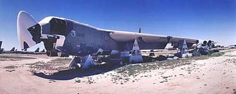 美国戴维斯-蒙森空军基地