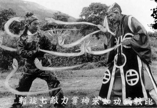 云霞明灭或可睹——剑仙小说对香港电影的影响 - weijinqing - 江湖外史之港片残卷