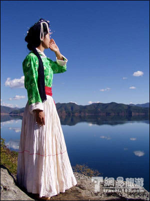 原始母系社会--云南摩梭族(图文) - 天涯心语的日志 - 网易博客 - 清风摇影 - 清风摇影