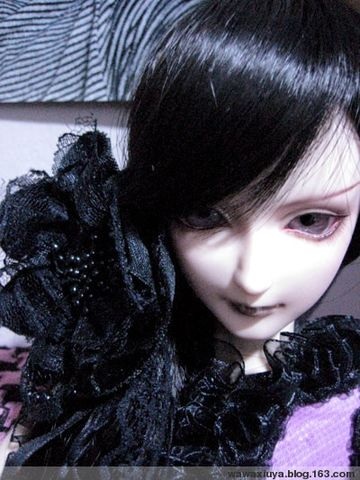 修罗的新衣衣~ - wawaxiuya - *鬼娃娃*修丫