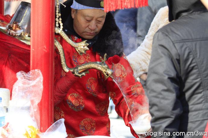 吉林北山第十三届新春庙会抓拍