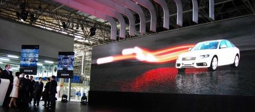 奥迪在行动:全数字化奥迪总装车间长春投产 - 于清教 - 产业智慧。商业思维。
