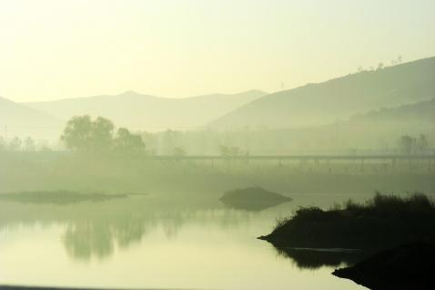 东湖晨曲(照片一组) - 人淡如菊 - 人淡如菊的博客