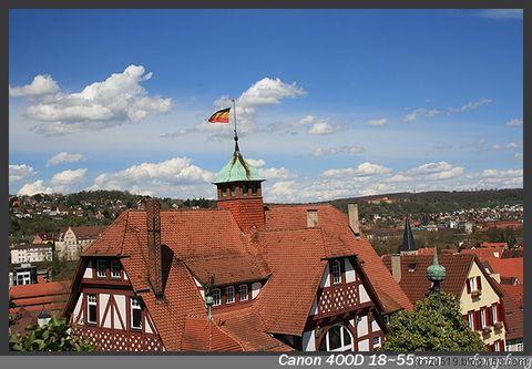 德国手记:一组蒂宾根市的照片 - 令冲冲 - 飞越梦想