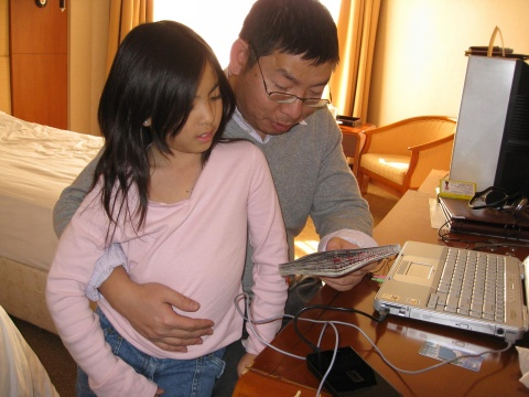 贺绍强:回到中国是一个很大错误 - 老虎大叔 - 活在过去