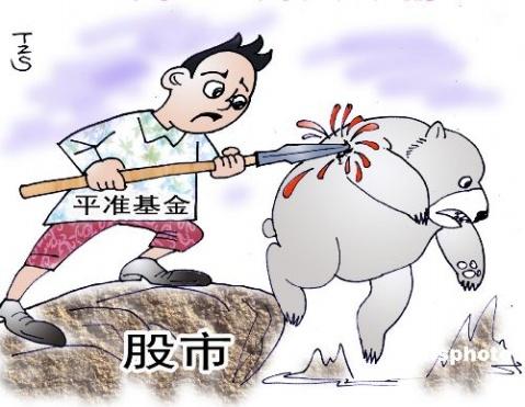 平准基金能赶熊吗?(1106收评) - 张波 - 张波的博客