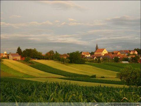 美丽的田园,梦中的家园 - lclyq2008 - lclyq2008的博客