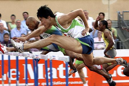 重贴刘翔奥运夺冠当晚为《新民晚报》写的文章祝他12秒88破世界纪录 - 杨克 - 杨克博客