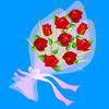 最全的玫瑰透明动画