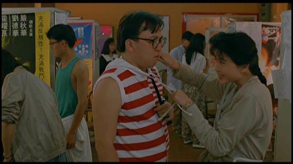 唉,当年,戏里戏外都是情呀 - weijinqing - 江湖外史之港片残卷