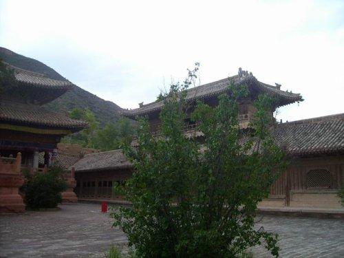 青海瞿昙寺 - 杨克 - 杨克博客