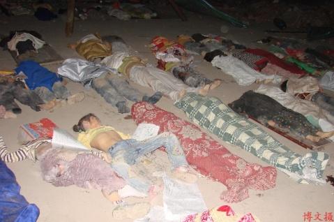 汶川大地震—电视中没有播出的镜头 - 小丽 - 朱丽 的博客