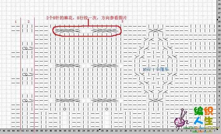 转载:韩版YY的编织方法 - 郭婷婷 - 郭婷婷的博客
