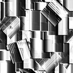 引用 金属方块背景 - 飞扬 - 飞   扬