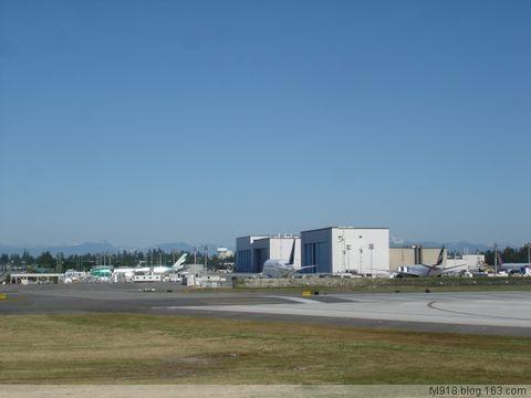 到西雅图观光(20):参观波音公司 - 阳光月光 - 阳光月光