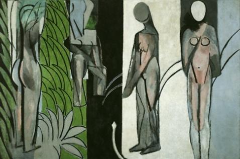 亨利·马蒂斯 - 水^木^白 - 贵阳 画室 高考美术培训