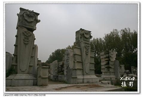 【金秋北京】圆明园秋色 - xixi - 老孟(xixi)旅游摄影博客