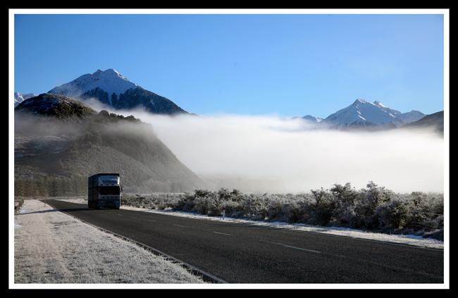 (原摄)新西兰南岛(1)——福克斯冰河 - 人走茶凉 - 人走茶凉的博客