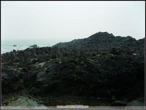 观龙海火山公园有感 - 点燃未来 - 一阵风,几朵浪,天好蓝好蓝