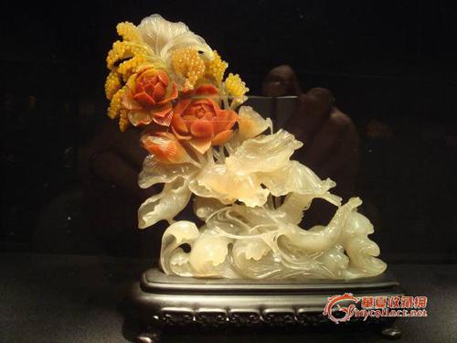 这是玉石雕刻的么?【41P】 - PPT园地 - 永平的博客