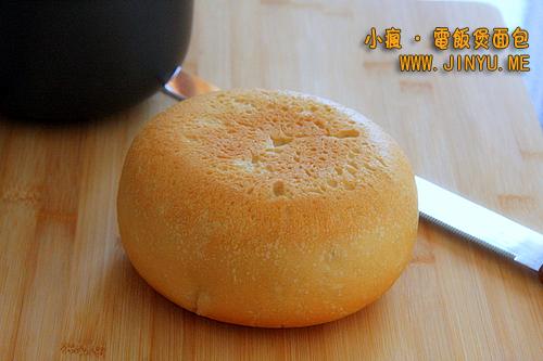 电饭煲面包 一起来做面包吧!!   - 小芊芊 - 小芊芊