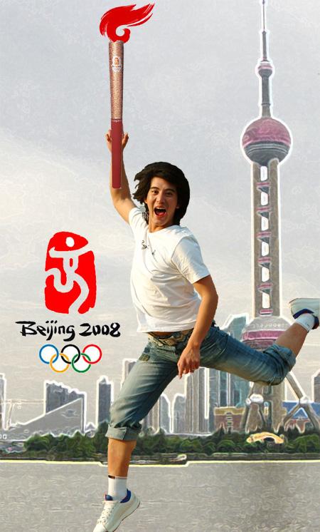 离奥运火炬还有60天 - 蒲巴甲 - 蒲巴甲的博客
