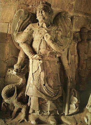 中国石刻佛像之美欣赏 四 大足石刻图片