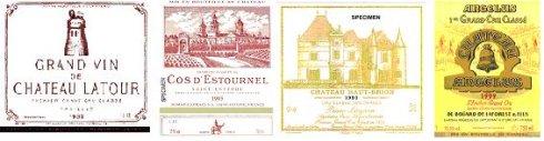 法国各葡萄酒产区-波多尔