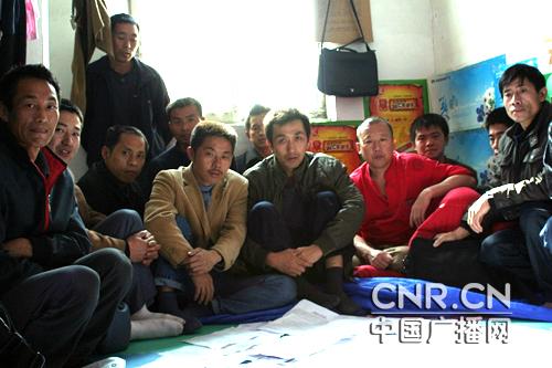 深圳百余农民工遭遇尘肺门社保局称无监管失误