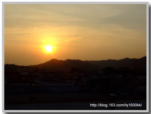 四月·黄昏,我的天台景色 - lq -