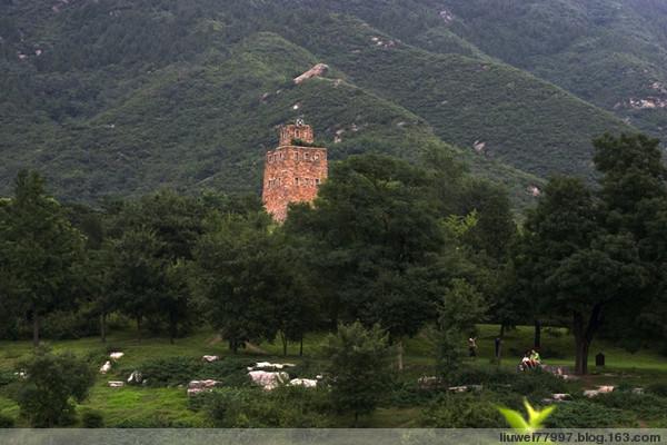 北京植物园的奇怪建筑 - 刘炜大老虎 - liuwei77997的博客