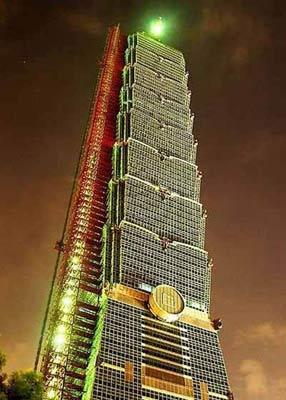 全球十大高楼最新排行榜 组图