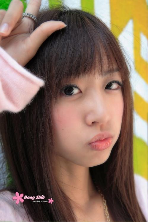 [MM]今日女孩---黑涩会美眉(洪诗) - 玩美掌门 - Perfect Girls