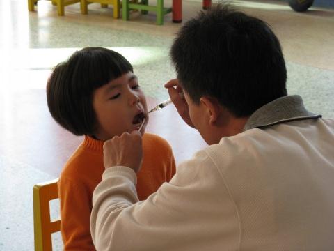 预防龋齿 从小做起 - 快乐的我 - 快乐的我