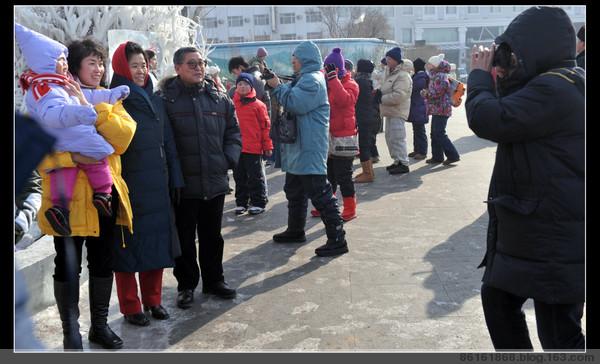 正月的哈尔滨(原创) - 追潮01 - 追潮-用镜头记录人间的美!