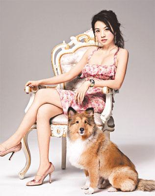 中国10大美女富婆排行榜