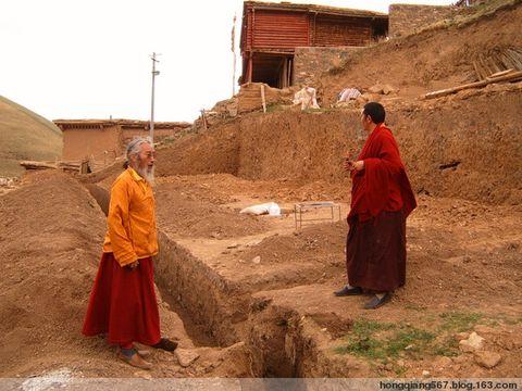 我的川藏行23—贫穷牧区村庄里的图书馆 - 强哥问候 - 强哥问候