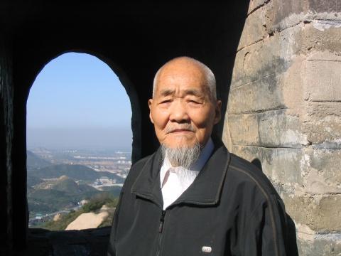 94 岁高龄老人抱病书写作品支援抗震救灾 - 张克思 - 张克思