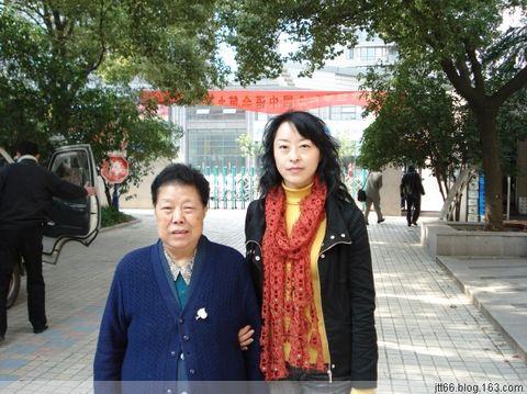 全国中语会年会之一:特级教师们 - 靳童 - 似水流年