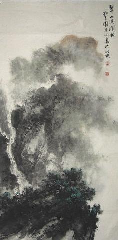 陈溪峋先生:简介和作品 - 凝露含香 - 凝露含香